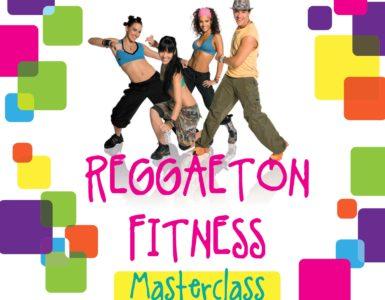 Reggaeton Fitness: la masterclass sabato 7 maggio