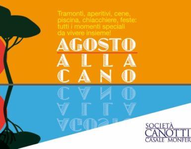 Agosto alla Cano