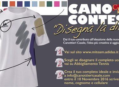 CANO CONTEST: DISEGNA LA DIVISA!