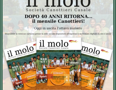 E' ONLINE 'IL MOLO' DI SETTEMBRE!