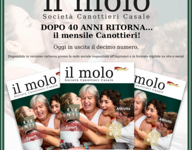 'IL MOLO' DI NOVEMBRE E' ONLINE!