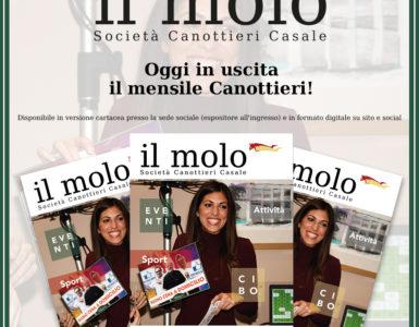 'IL MOLO' DI GENNAIO E' ONLINE!