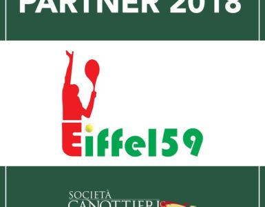 EIFFEL 59 TENNIS SHOP OFFICIAL SPONSOR 2018