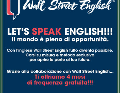 IMPARIAMO L'INGLESE CON WALL STREET ENGLISH!