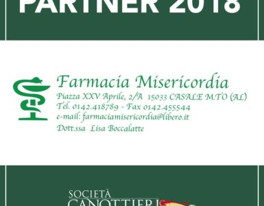 FARMACIA DELLA MISERICORDIA FRIEND PARTNER 2018
