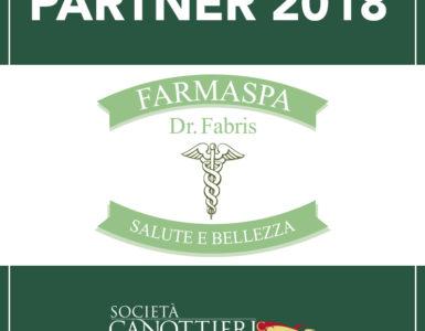 FARMASPA DR. FABRIS RINNOVA LA PARTNERSHIP