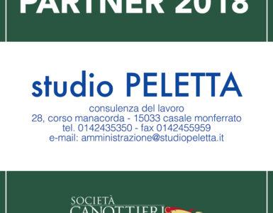 STUDIO PELETTA FRIEND PARTNER ANCHE NEL 2018