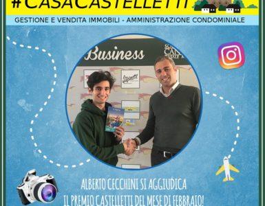 #CASACASTELLETTI, IL CONTEST CONTINUA!