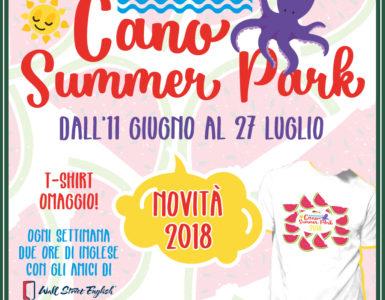 CANO SUMMER PARK 2018