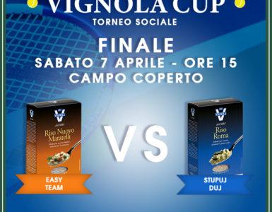 EASY TEAM VS STUPUJ DUJ: LA FINALE DI VIGNOLA CUP