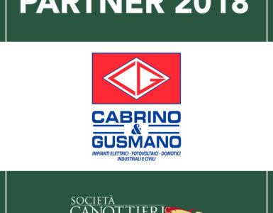 CABRINO & GUSMANO EVENT PARTNER ANCHE NEL 2018