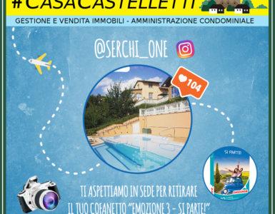 @SERCHI_ONE VINCE #CASACASTELLETTI DI MAGGIO