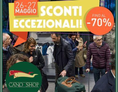 SCONTI ECCEZIONALI AL CANO SHOP!