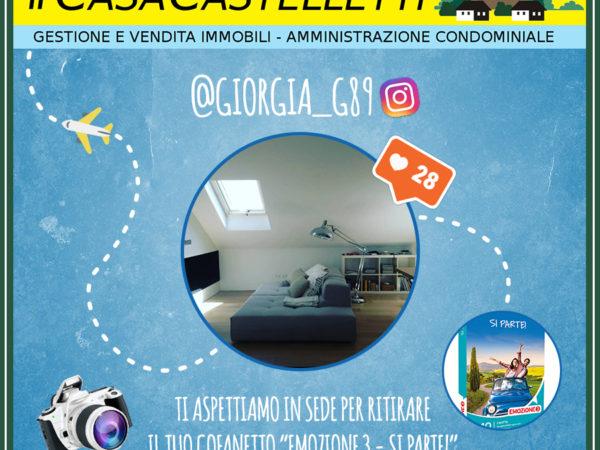 Vincitore Casa Castelletti IG novembre