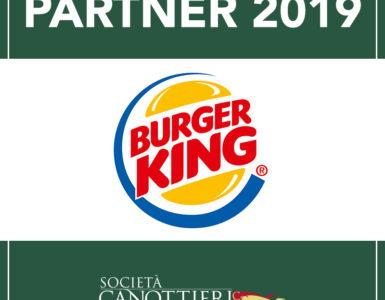 BURGER KING EVENT PARTNER 2019
