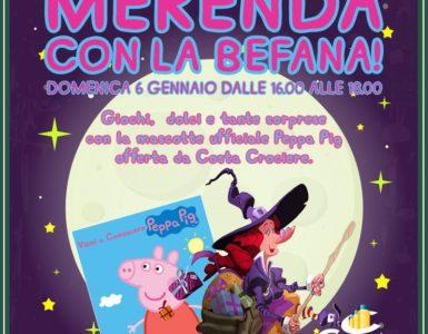 IL 6 GENNAIO ARRIVA PEPPA PIG!