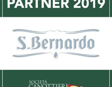 ACQUA S. BERNARDO FRIEND PARTNER ANCHE NEL 2019