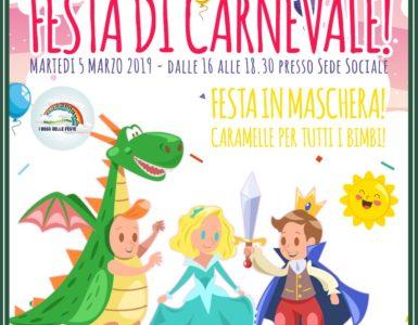 FESTA DI CARNEVALE!