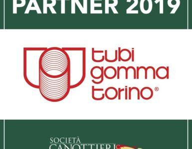 TUBI GOMMA TORINO BEST SPONSOR ANCHE NEL 2019
