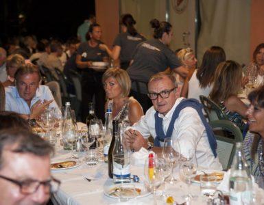 Veglia 2015: la cena