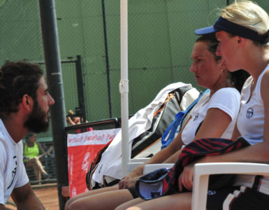 Tennis, Canottieri: Beinasco vince gara-1 dei play off per 3-1