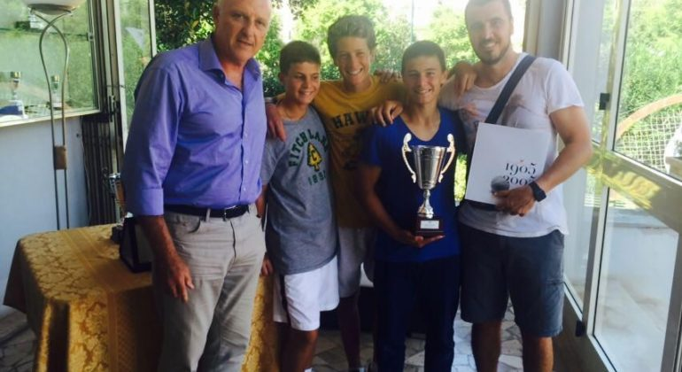 La 'Cano' è seconda alle Finali under 16