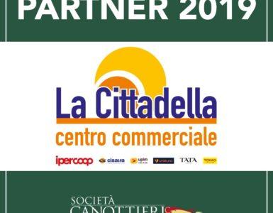 'LA CITTADELLA' OFFICIAL SPONSOR 2019