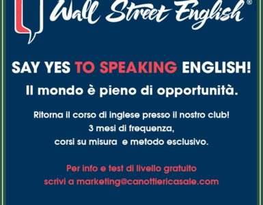 SAY YES TO SPEAKING ENGLISH!