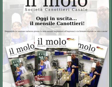 'IL MOLO' DI APRILE E' ONLINE!