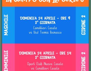 SERIE C, LA 2^ GIORNATA