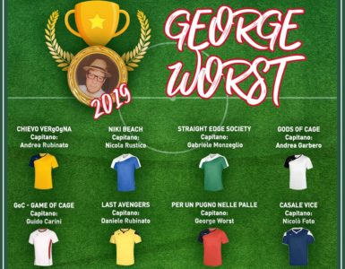 GEORGE WORST 2019