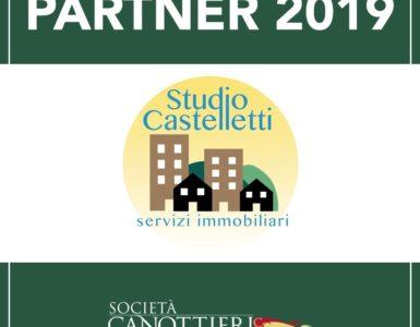 STUDIO CASTELLETTI FRIEND PARTNER ANCHE NEL 2019