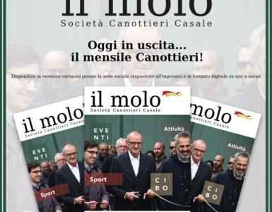 'IL MOLO' DI OTTOBRE E' ONLINE!