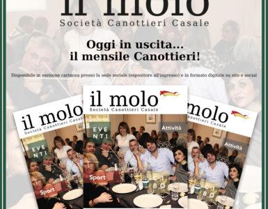 'IL MOLO' DI GENNAIO È ONLINE!