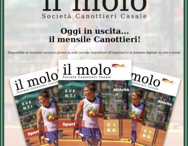 """ONLINE """"IL MOLO"""" DI LUGLIO"""