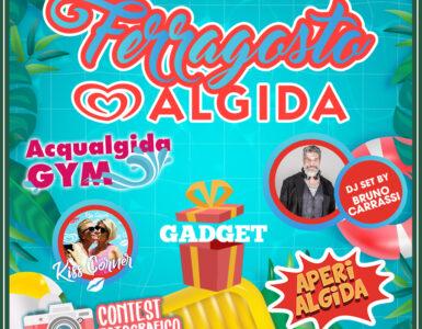 FERRAGOSTO ALGIDA