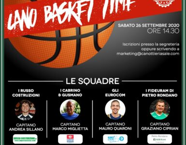 CANO BASKET TIME