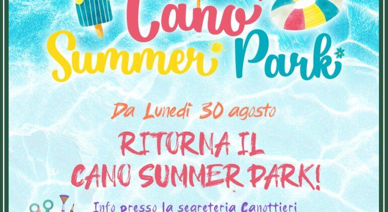 RITORNA IL CANO SUMMER PARK