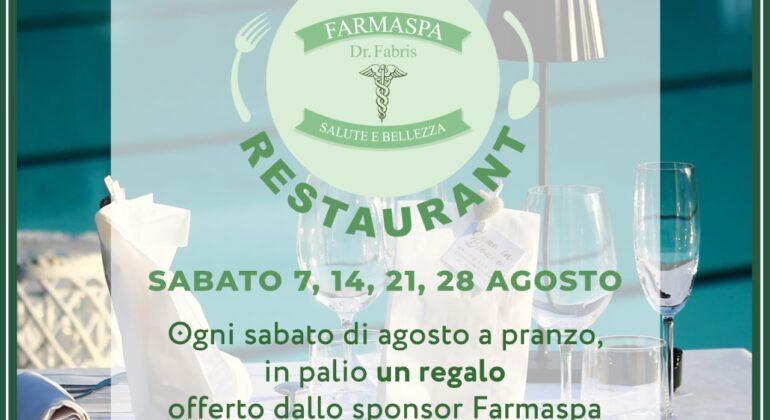 FARMASPA RESTAURANT