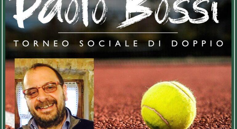 MEMORIAL PAOLO BOSSI